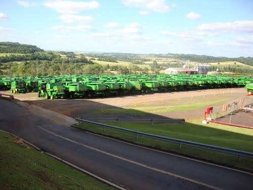John Deere demite 40 trabalhadores da fábrica de Horizontina