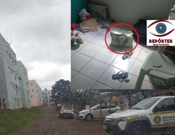 Polícia encontra bebê morto e mãe é presa em flagrante por ocultação de cadáver em Ijuí