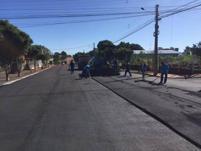 Rua Planalto deve ter primeiro caminhódromo de Três de Maio